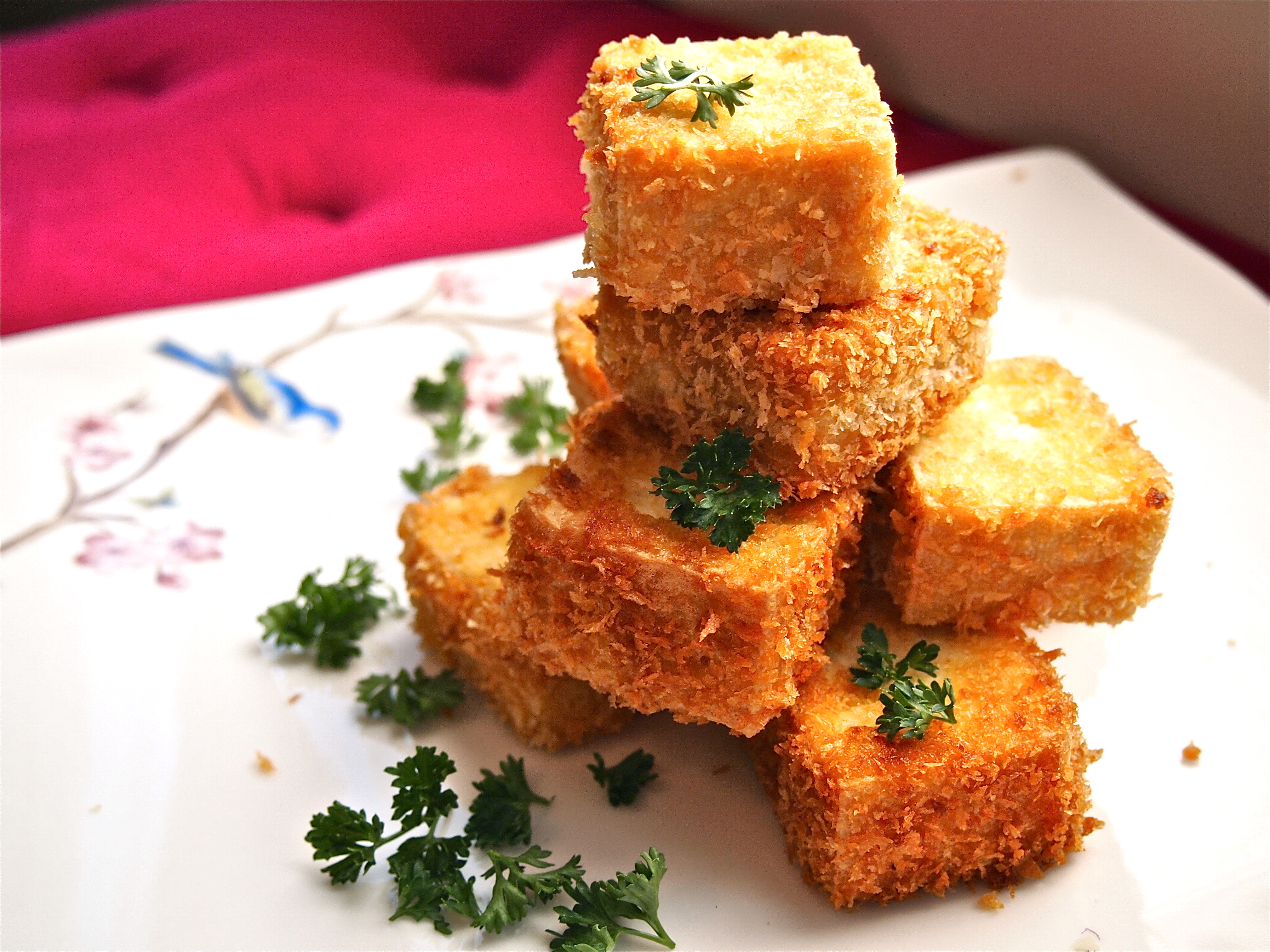 Episode 3 Curry Fried Tofu