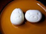 Hard Boiled Egg Bear and Egg Rabbit