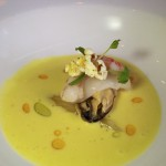 Qualicum Bay Scallop Ceviche