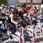 festival spin class
