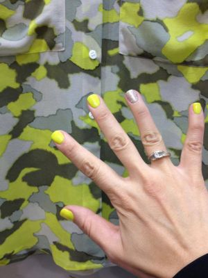 5 fun things 5 nail color match summer outfit.jpg