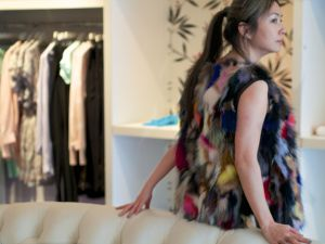 Coco and Violet fur vest.jpg